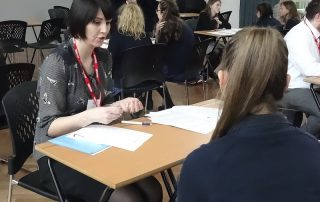 St Mary's careers+employability event