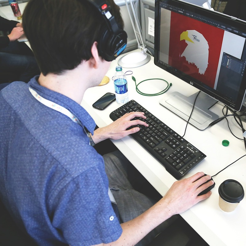 Apprenticeships - creative, digital media, design