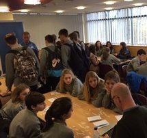 Comberton School - Careers and Enterprise Event