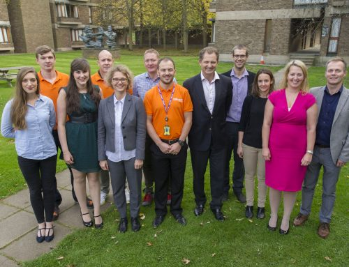 Cambridge LaunchPad reaches for the stars