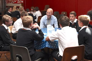 Form the Future - Careers Carousel for Year 8 students