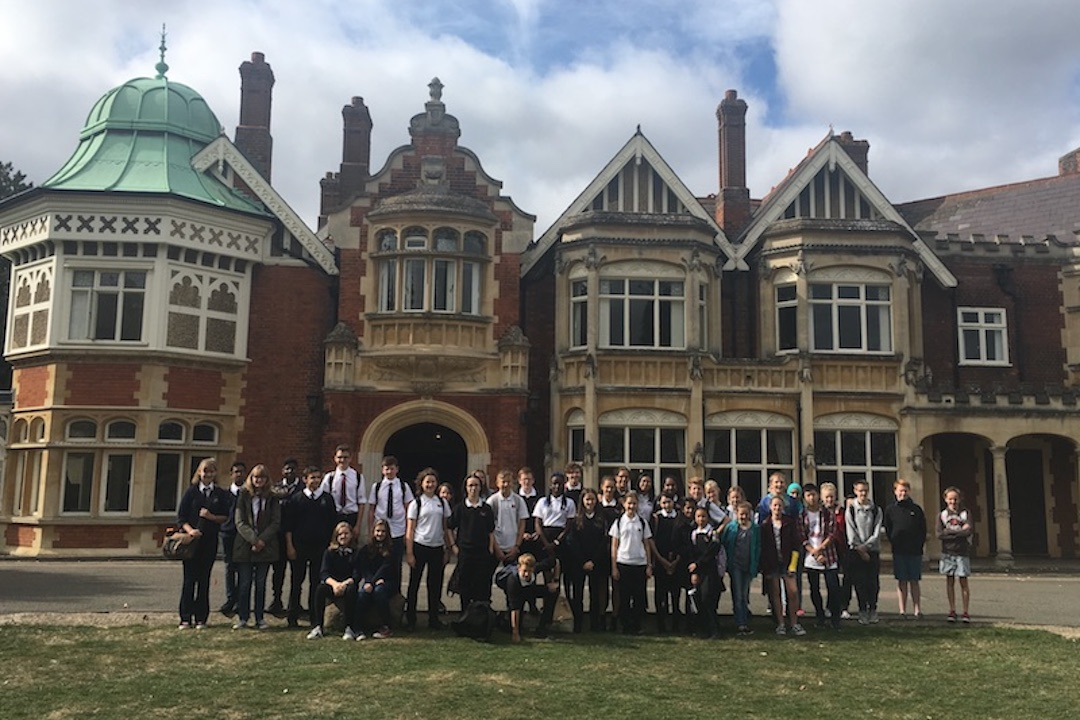 Bletchley Park : Once the Top-Secret Home of the World War Two Codebreakers