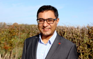 Form the Future welcomes Tariq Sadiq as our Fundraising & Development Manager