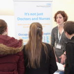 Students from Year 8-13 were invited to attend and meet real STEM role models