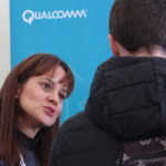 We're very grateful to our sponsor Qualcomm for enabling us to host this special event