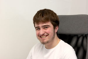 SEND student Ryan Bull undertook a 6 month work experience placement with Form the Future