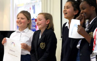 Form the Future enjoyed hosting an Enterprise Day at St Mary's Junior School. Although much younger students (Year 5 & 6), all teams were engaged, enthusiastic and motivated, coming up with a diverse range of business ideas