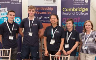 Form the Future CIC are proud to be partnering with Cambridge Regional College to deliver the new Apprenticeship Service for Greater Cambridge